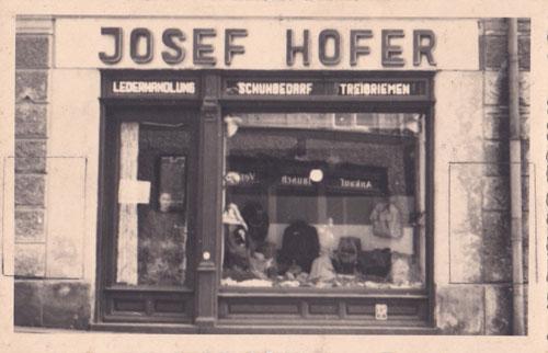 Foto Bratfischwinke ca 1938l